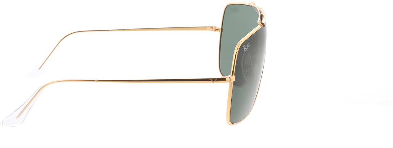 Picture of glasses model Ray-Ban RB3697 905071 135-0 in angle 90