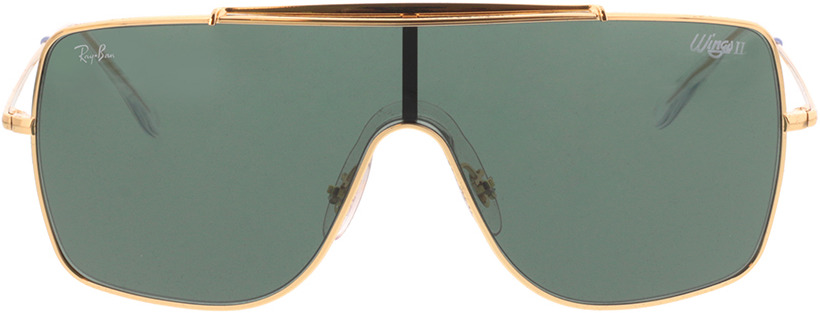Picture of glasses model Ray-Ban RB3697 905071 135-0 in angle 0