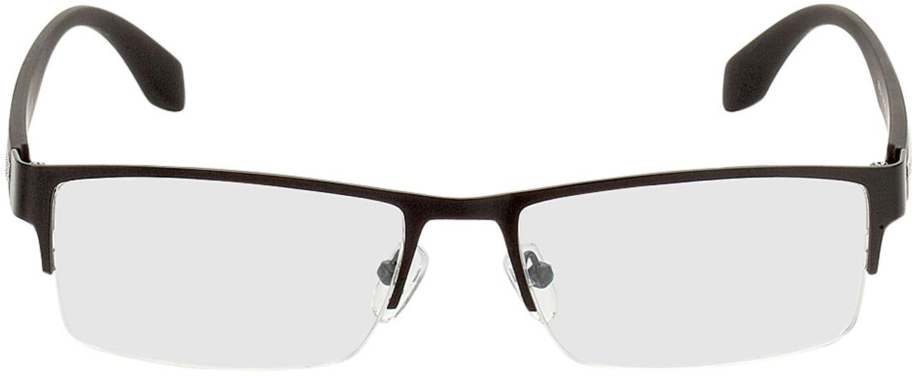 Picture of glasses model Stanley-black in angle 0