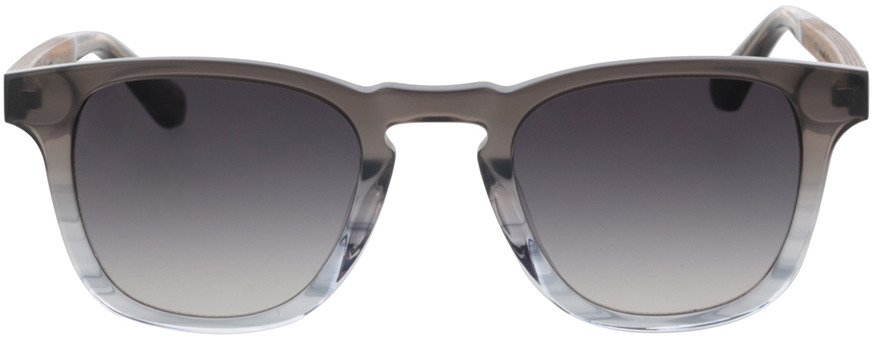Picture of glasses model Wood Fellas Sunglasses Mindset macassar/black 48-24 in angle 0
