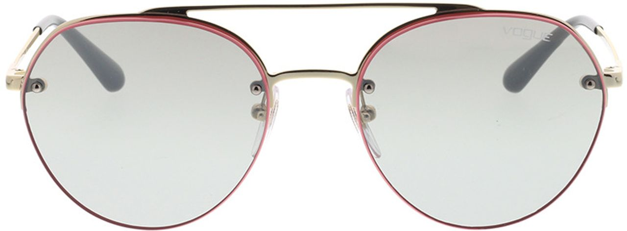 Picture of glasses model Vogue VO4113S 848/6V 54-18 in angle 0