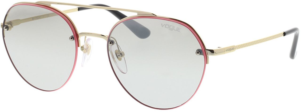 Picture of glasses model Vogue VO4113S 848/6V 54-18 in angle 330