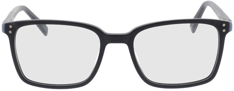 Picture of glasses model Valona-matt blau in angle 0