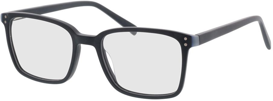 Picture of glasses model Valona-matt blau in angle 330