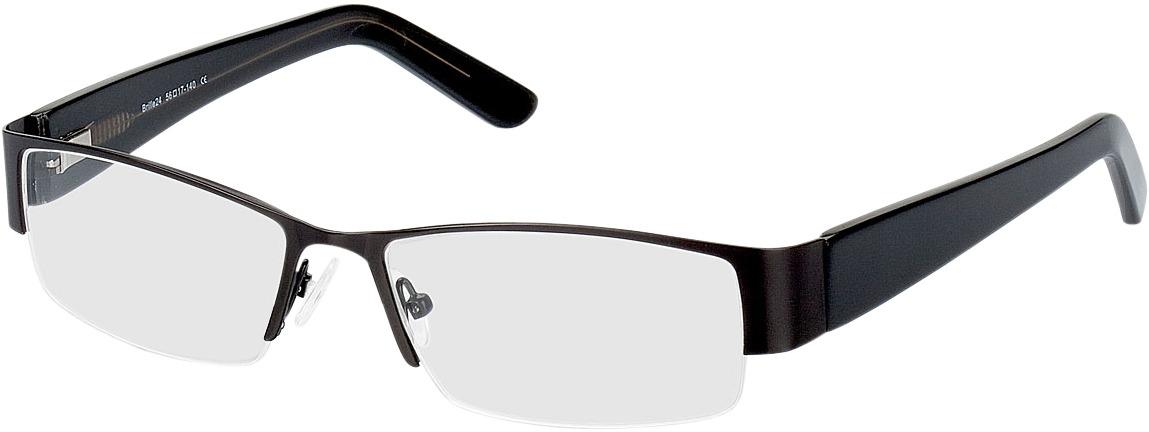 Picture of glasses model Billund-preto in angle 330