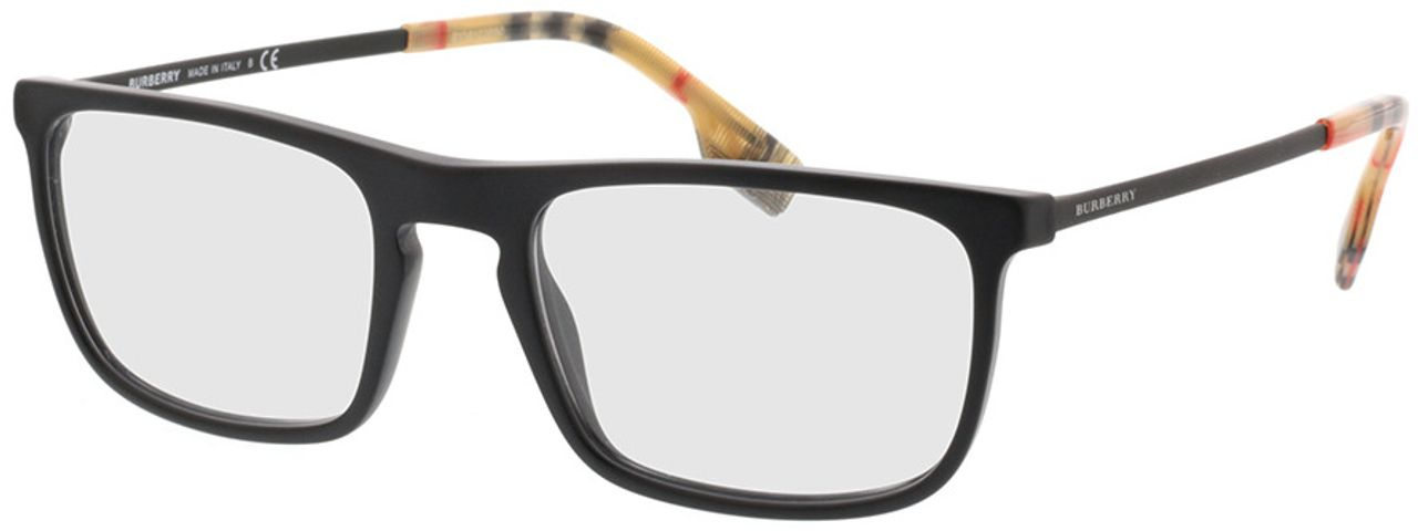 Picture of glasses model Burberry BE2288 3464 53-19 in angle 330