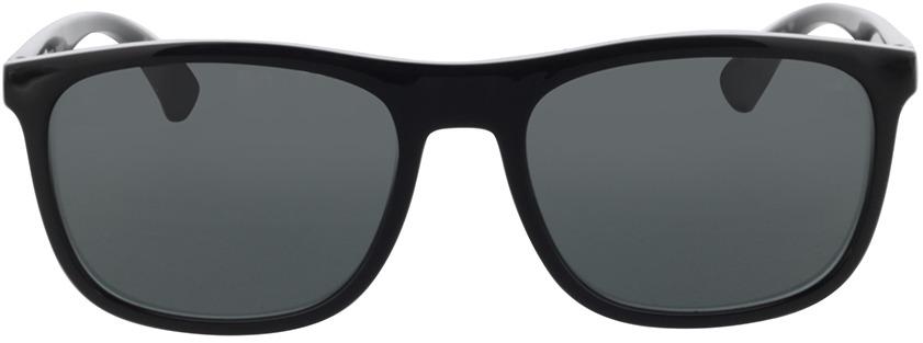 Picture of glasses model Emporio Armani EA4158 588987 57-19 in angle 0