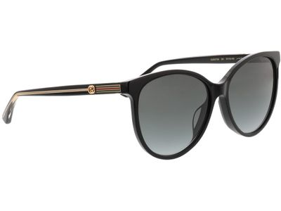 Brille Gucci GG0377SK-001 57-16