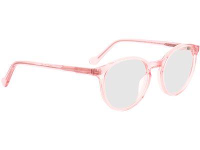 Brille Bursa-pink