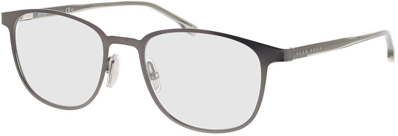Picture of glasses model Boss BOSS 1089 R80 53-19 in angle 330