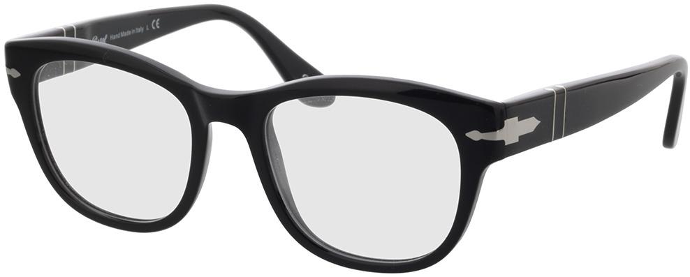 Picture of glasses model Persol PO3270V 95 52-19 in angle 330