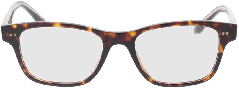 Picture of glasses model Giorgio Armani AR7195 5026 53-18 in angle 0