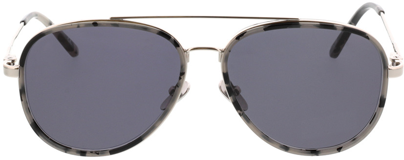 Picture of glasses model Calvin Klein CK38104 071 57-15 in angle 0