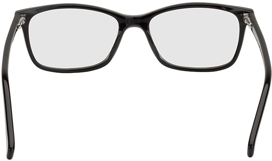 Picture of glasses model Brüssel-black in angle 180