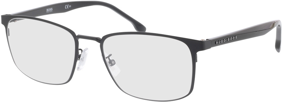 Picture of glasses model Boss BOSS 1295/F 003 55-19 in angle 330