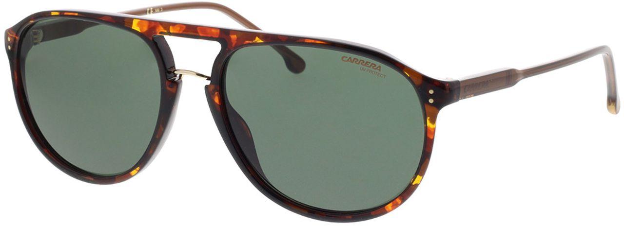 Picture of glasses model Carrera Carrera 212/S 086 58-18 in angle 330