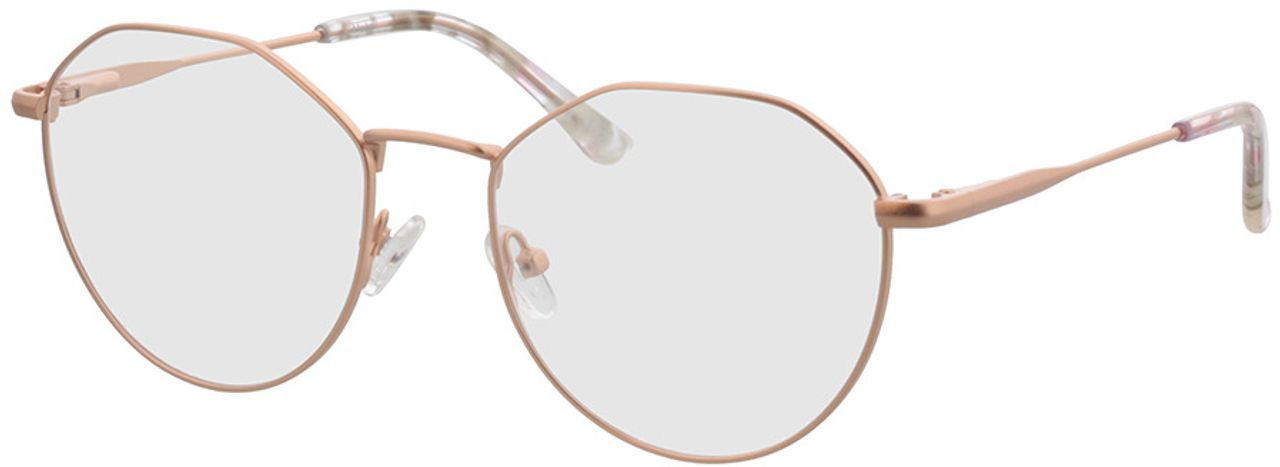 Picture of glasses model Mabel-rosegold in angle 330