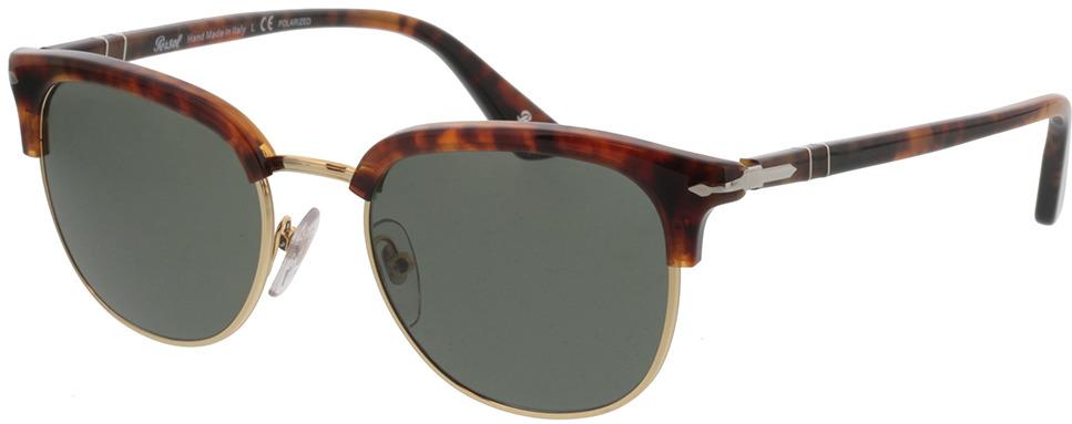 Picture of glasses model Persol PO3105S 108/58 51 20 in angle 330