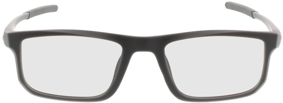Picture of glasses model Baltimore-grey in angle 0