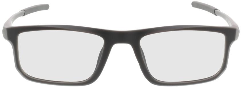 Picture of glasses model Baltimore-mattgrau in angle 0