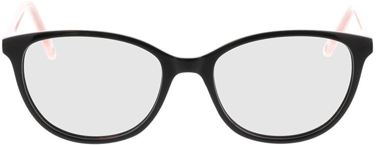 Picture of glasses model Dakota-schwarz in angle 0