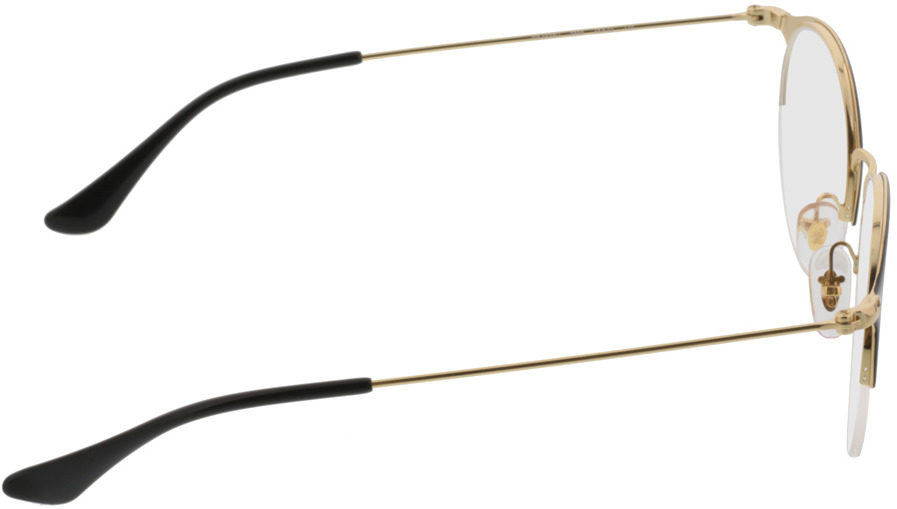 Picture of glasses model Ray-Ban RX3578V 2890 48-22 in angle 90