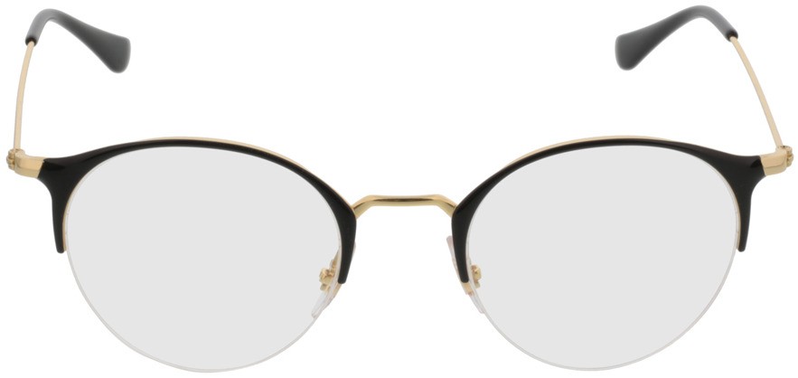 Picture of glasses model Ray-Ban RX3578V 2890 48-22 in angle 0