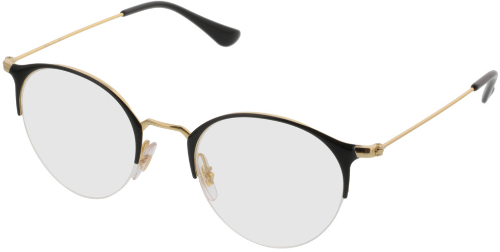 Picture of glasses model Ray-Ban RX3578V 2890 48-22 in angle 330