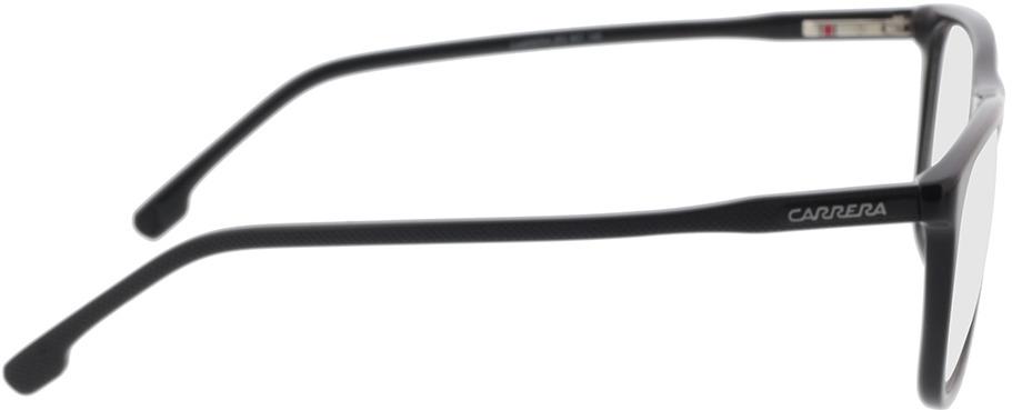 Picture of glasses model Carrera CARRERA 263 807 53-17 in angle 90