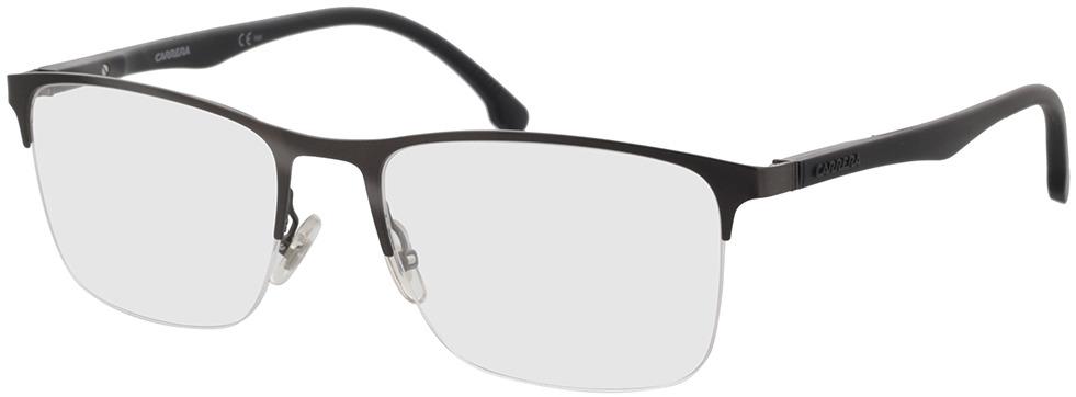 Picture of glasses model Carrera CARRERA 8861 R80 56-19 in angle 330