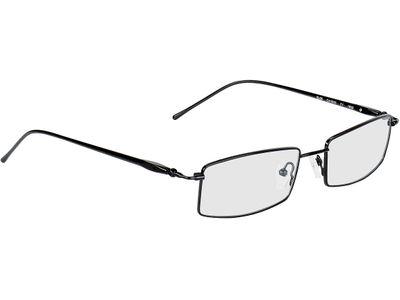 Brille Hamina-schwarz