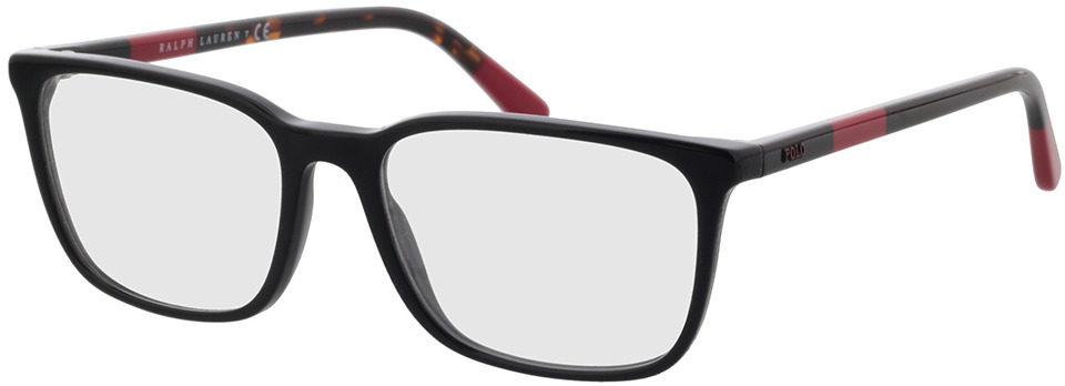 Picture of glasses model Polo Ralph Lauren PH2234 5001 54-17 in angle 330