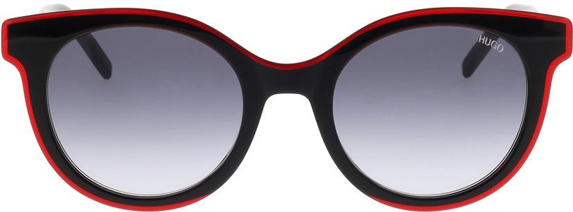 Picture of glasses model Hugo HG 1050/S OIT 50-21 in angle 0