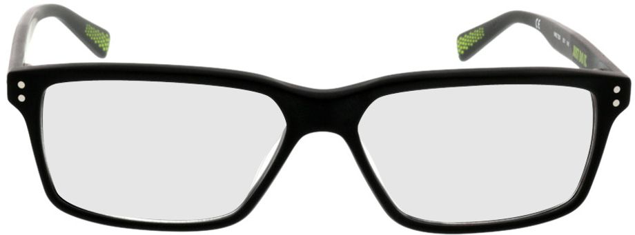 Picture of glasses model Nike 7239 001 55-14 in angle 0