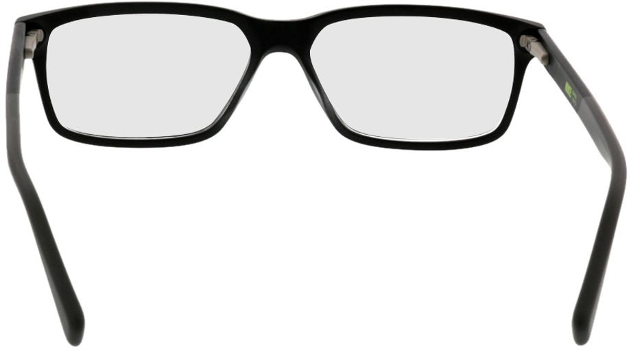 Picture of glasses model Nike 7239 001 55-14 in angle 180