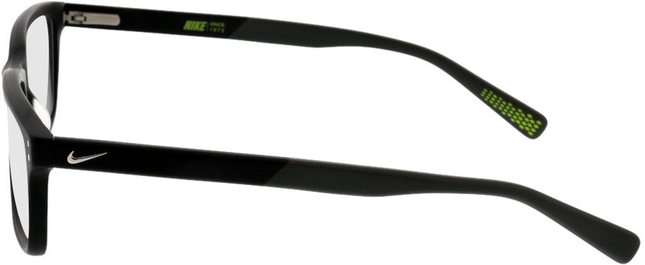 Picture of glasses model Nike 7239 001 55-14 in angle 270