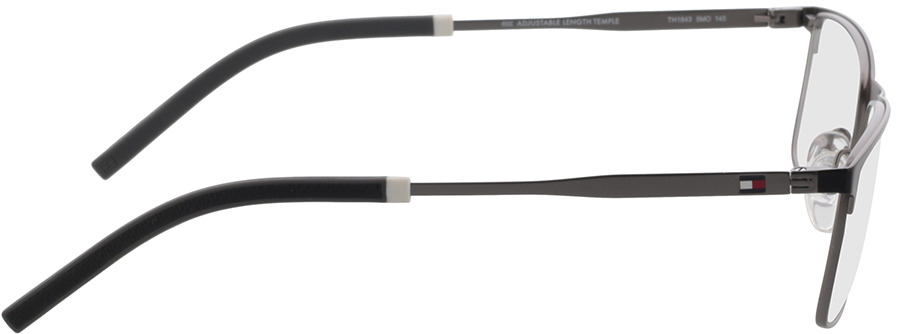 Picture of glasses model Tommy Hilfiger TH 1843 5MO 55-17 in angle 90