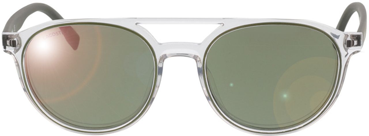 Picture of glasses model Lacoste L881S 317 52-18 in angle 0