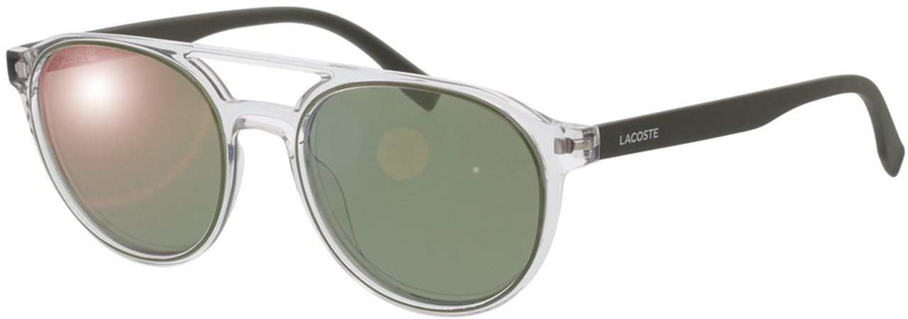 Picture of glasses model Lacoste L881S 317 52-18 in angle 330