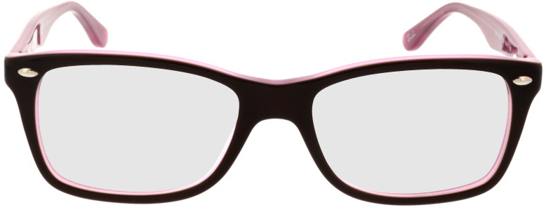 Picture of glasses model Ray-Ban RX5228 2126 53-17 in angle 0