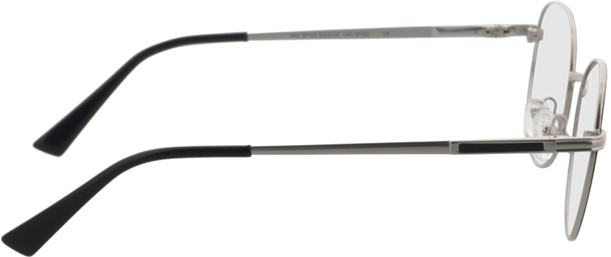 Picture of glasses model Rubio-silber/schwarz in angle 90
