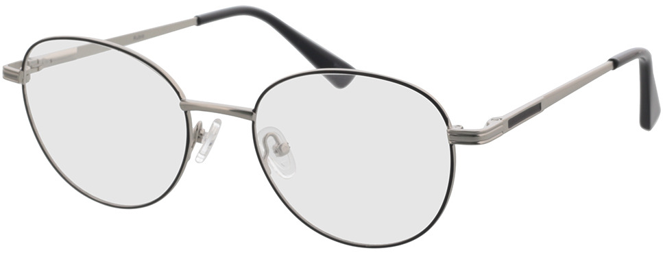 Picture of glasses model Rubio-silber/schwarz in angle 330