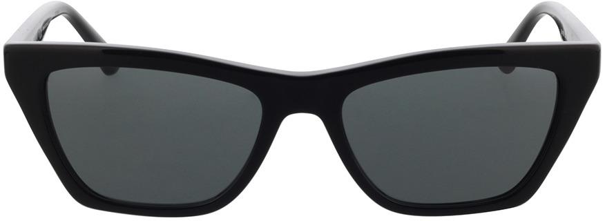 Picture of glasses model Emporio Armani EA4169 587587 54-17 in angle 0