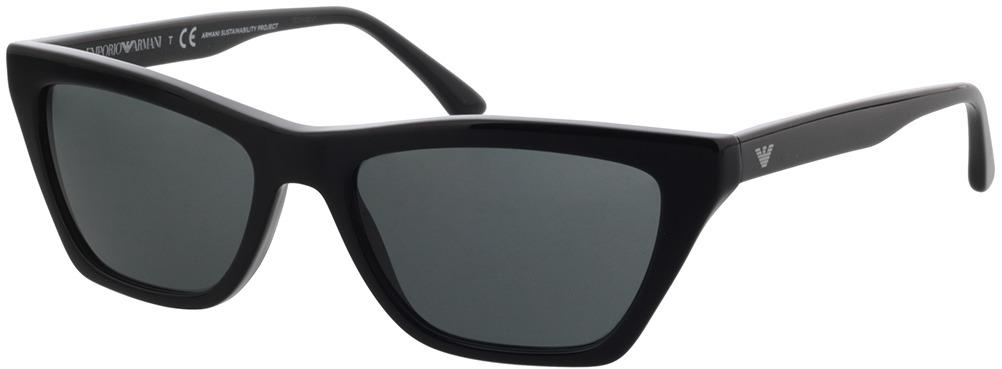 Picture of glasses model Emporio Armani EA4169 587587 54-17 in angle 330