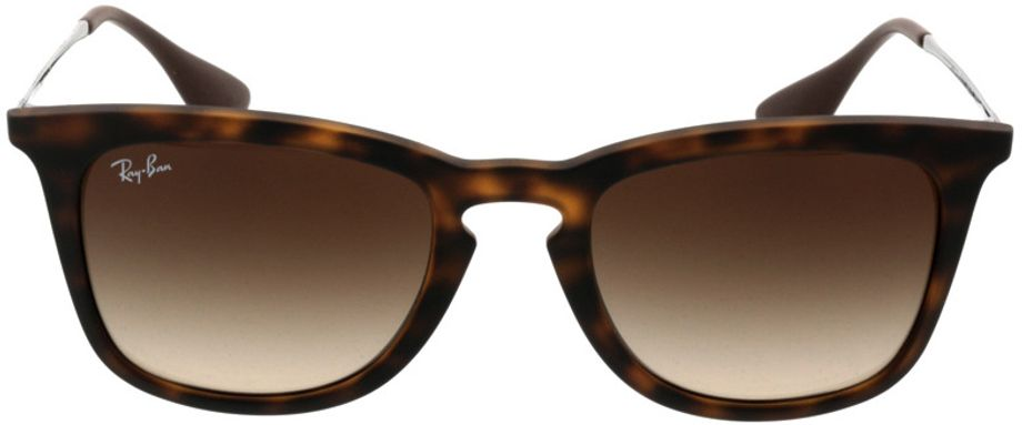 Picture of glasses model Ray-Ban RB4221 865/13 50-19 in angle 0