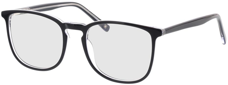 Picture of glasses model Scotia-dunkelblau in angle 330