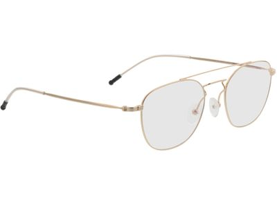 Brille Downey-gold