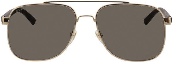 Picture of glasses model Gucci GG0422S-003 60-17  in angle 0