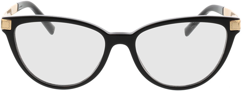 Picture of glasses model Versace VE3271 GB1 54-16 in angle 0