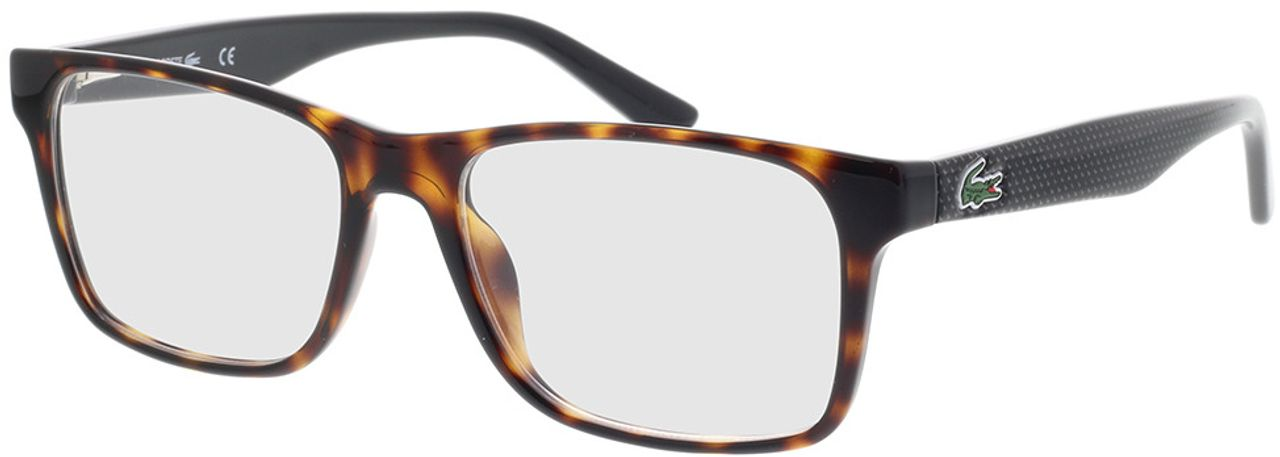 Picture of glasses model Lacoste L2741 214 53-17 in angle 330